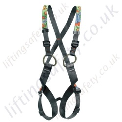 "Petzl ""Simba"" Childrens Full Body Fall Arrest Harness - Generally to Suit Children From 5 - 10 Years Old"