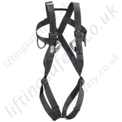 "Petzl ""8003"" Full Body Climbing Fall Arrest Harness."