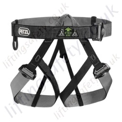 "Petzl ""Pandion"" Sports Climbing Black Sit Harness"