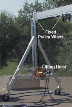 Wire Rope Lifting Hoist