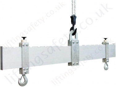 Aluminium 2 Point Adjustable Lifting Beam