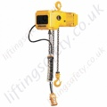 Kito SNER Extreme Duty Electric Chain Hoist - Range from 250kg to 3000kg