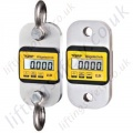 Yale TZL Load indicator / Load cell, Large 20.5mm LCD Display c/w case - Range from 1000kg to 20,000kg