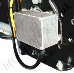 Geared limit switches