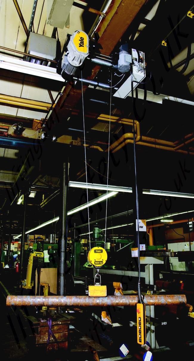Yale Wire Rope Hoist - Dolgular.com