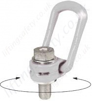 Rud LBG load ring 360° Swivel