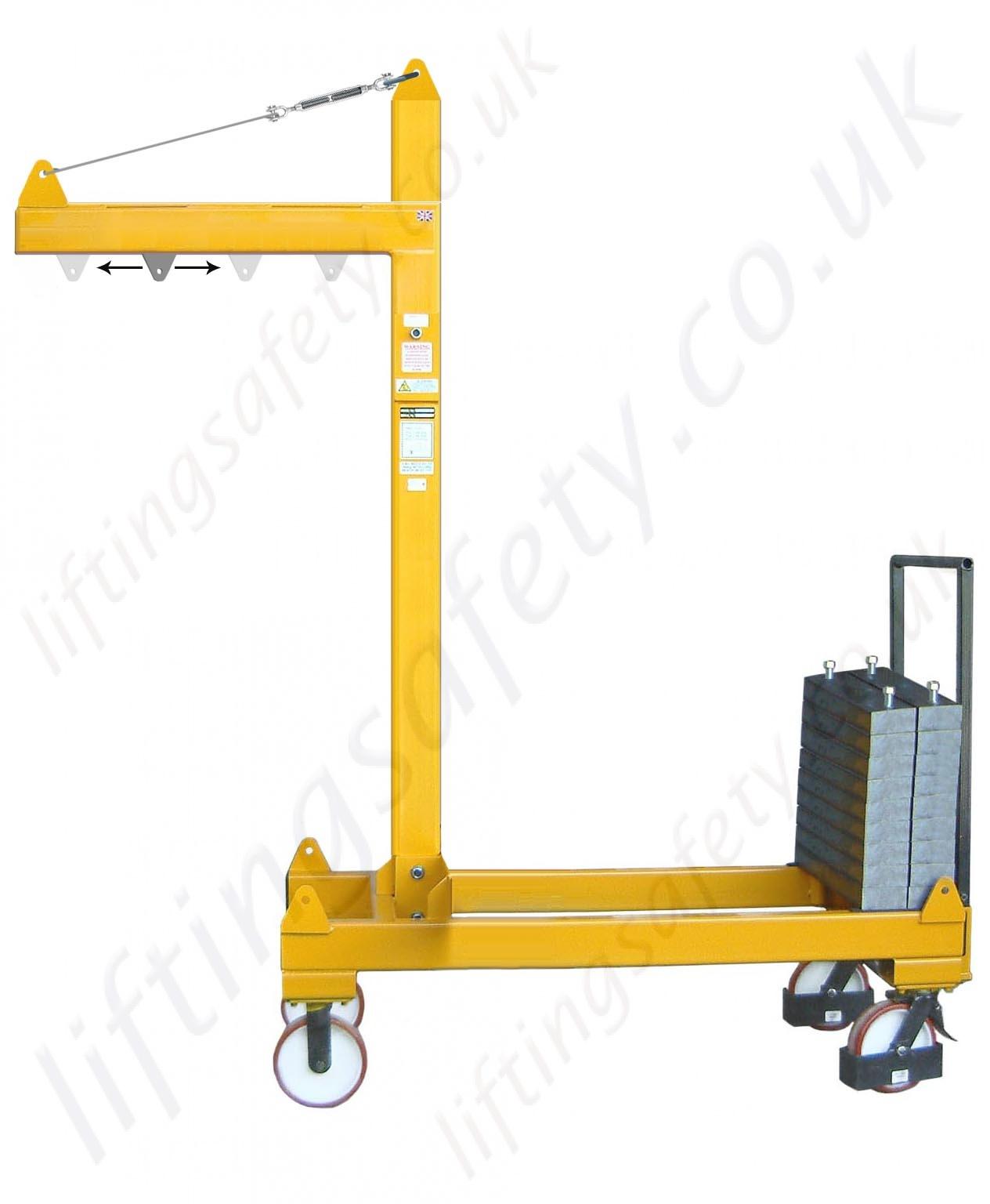 Manual Or Powered Rigid Arm Counterbalance Workshop