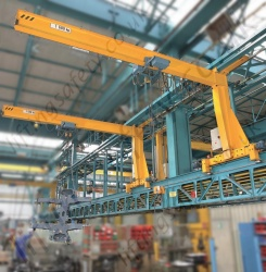 Wall Mounted Crane