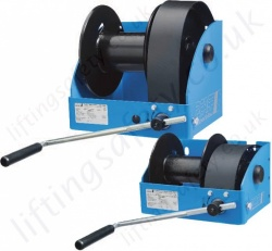 "Pfaff ""SW-W-SGO"" Wall Mounted Winch - Range from 250kg to 5000kg"