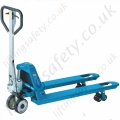 "Pfaff ""Parking Brake"" Pallet Truck. Forks 1150mm x 540mm - 2500kg"
