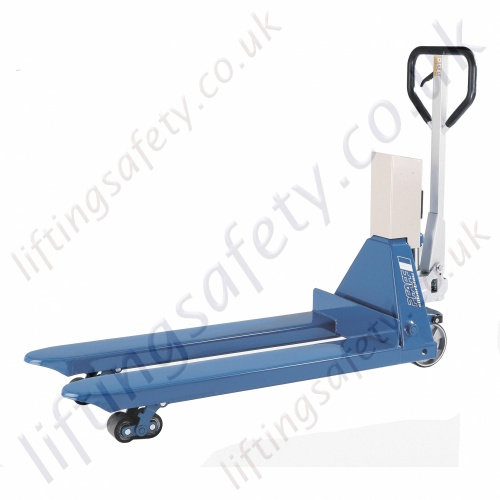 Pfaff Proline pallet truck with scales