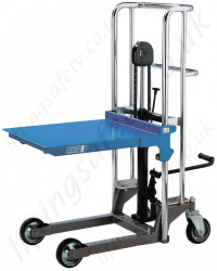 Pfaff HP Trolley Lifts - 400kg Lifting Capacity, 850mm to 1200mm lift heights