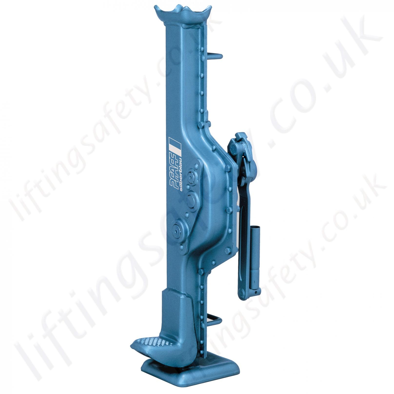 Steel Lifting : Pfaff stw f steel jacks fixed lifting claw range from