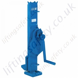 Pfaff STW-V Steel Jacks (Adjustable Lifting Claw) DIN 7355 - Range from 3000kg to 10,000kg