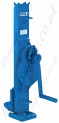 Pfaff Steel Jack Adjustable Claw