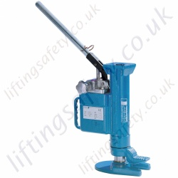 Pfaff Silberblau MHS Machine Lifting Jacks - Range from 5000kg to 25,000kg