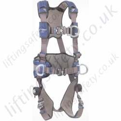"Sala ""Exofit Nex"" Fall Arrest Harness with Rear and Front  'D' Rings. Optional Work Positioning Belt"