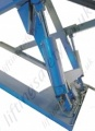 Pfaff HTF-XE Proline Lifting Table closeup 2