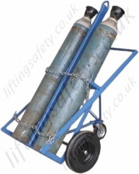 3 Wheel Twin Cylinder Lifter