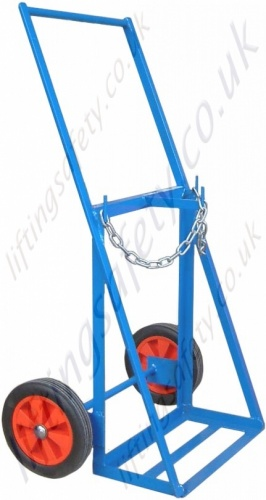 Two Wheel Oxy-acetylene Trolley