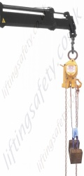 Anti Working at Height Remote Release Lifting Clamp / Hook