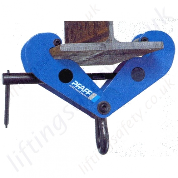 Pfaff Silberblau Beam Clamps With Shackle Range From