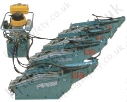 Tirfor TU-32P Hydraulic 4 Way