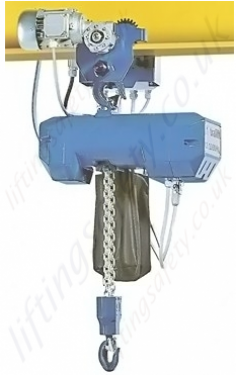 Tralift Te With Power Trolley