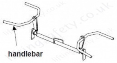 BX01D Kerb Clamp Sketch