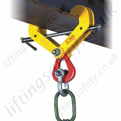 Tractel TOPAL GP Beam Clamp - Range from 1000kg to 10,000kg