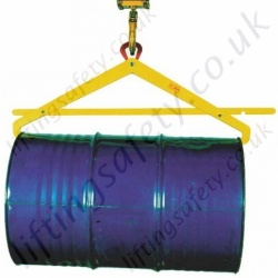 Tractel TOPAL HF Drum Clamp - 500kg Capacity