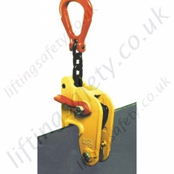 Tractel TOPAL NK Multi-position Self-locking Plate Clamps - Range from 1500kg to 7500kg