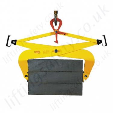 Tractel TOPAL PB Clamp for Lifting Loads with Parallel Sides