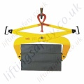 Tractel TOPAL PB Clamp for Lifting Loads with Parallel Sides - 500kg or 3000kg