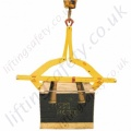 Tractel TOPAL PP Adjustable Clamp for Lifting Loads with Parallel Sides - 1000kg