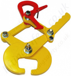 Tractel Scissor Grab Lifting Clamps Lifting Equipment