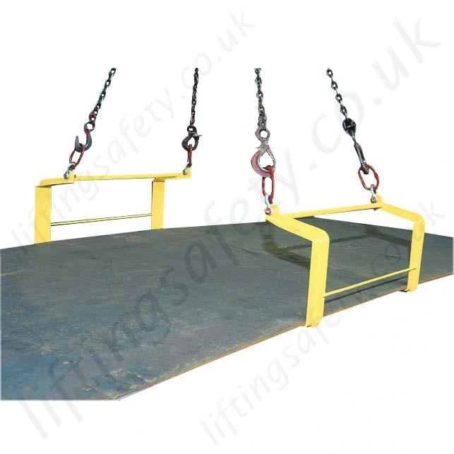 Tractel TOPAL QS / QR / QX Hooks (Lifting Dogs) for ...