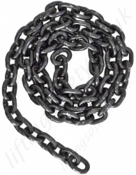 Grade 8 / 80 Lifting Chain - Chain Diameter 7mm to 32mm, WLL 1500kg to 31,500kg