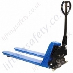 Tractel Pioneer Pallet Truck. Forks 1150mm x 550mm - 2500kg, (1 Option)