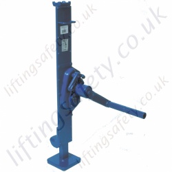 Tractel TOP Toe Jack BT - Range from 1500kg to 10000kg