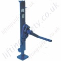 Tractel TOP Toe Jack BT - Range from 1500kg to 20000kg