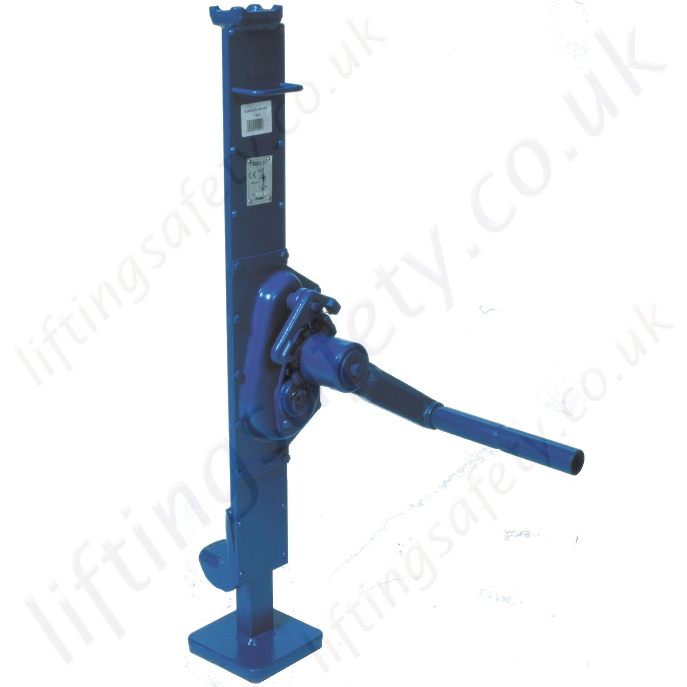 Hydraulic Jack Lifting Foundation For House : Tractel top toe jack bt range from kg to