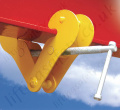 "Riley Superclamp ""ES"" Budget Adjustable Girder Clamp - Range from 1000kg to 5000kg"