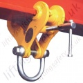 Riley Superclamps S Swivel Jaw Adjustable Girder Clamps, W.L.L 3000kg to 10000kg