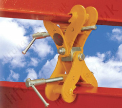 Riley Superclamp Adjustable Double Ended Monorail Construction Clamp - 3000kg or 4000kg