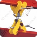 Riley Superclamps S Height Adjustment Double Ended Monorail Construction Clamp - 3000kg or 4000kg