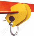 adjustable angle section clamp