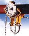 "Riley Superclamp ""GBT"" Adjustable Geared Runway Beam Trolleys - Range from 3000kg to 20,000kg"