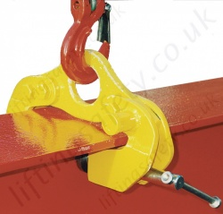 "Riley Superclamp ""USC"" Universal Beam Clamp for use Vertical or Horizontal Applications - Range from 3000kg to 10000kg"