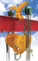 "Riley Superclamp ""EL1"" Adjustable Double Sided Easy Lift Clamp Used for Hoist Installation, SWL 200kg"
